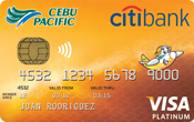 Cebu Pacific Citi Card
