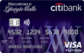Megaworld Citi Card