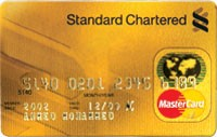 Standard Chartered 360 Rewards Classic Card