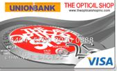 UnionBank The Optical Shop Credit Card