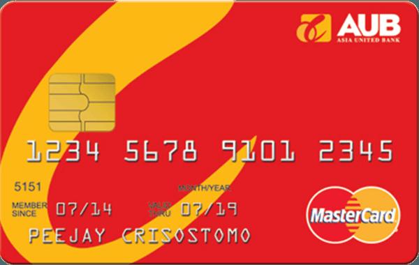 AUB Classic Mastercard