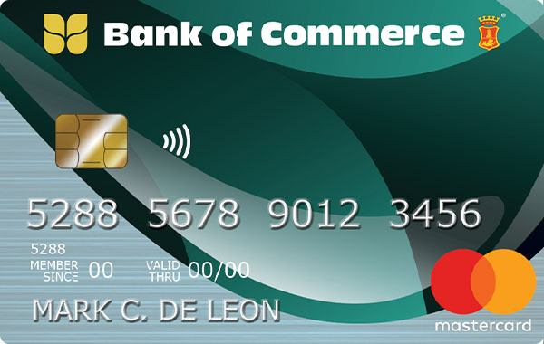 Bank of Commerce Mastercard Classic