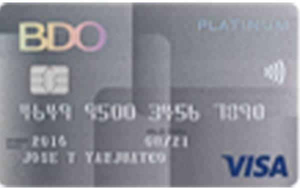 BDO Credit Cards - Best Promos & Deals 2019