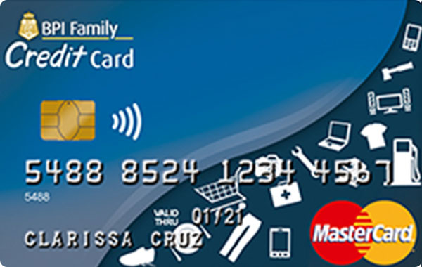BPI Family Credit Card