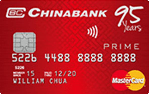 China Bank Prime Mastercard