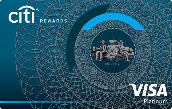Citi Rewards Card