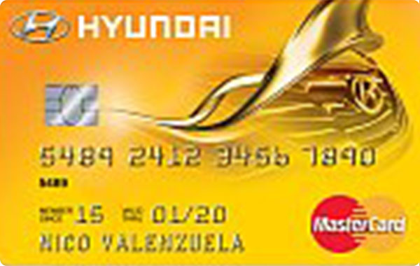 EastWest Bank Hyundai Mastercard