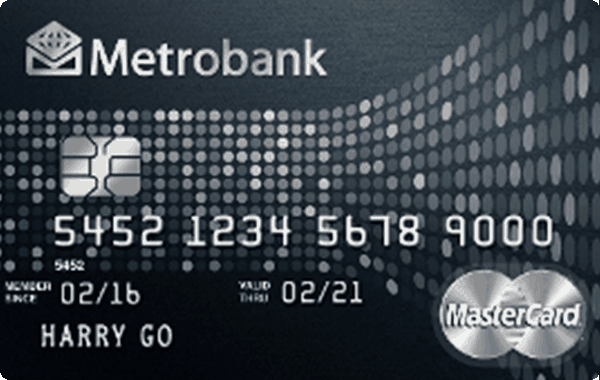 Metrobank World Mastercard