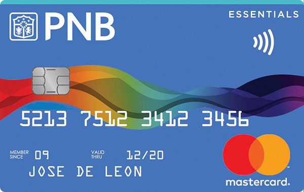 PNB Essentials Mastercard
