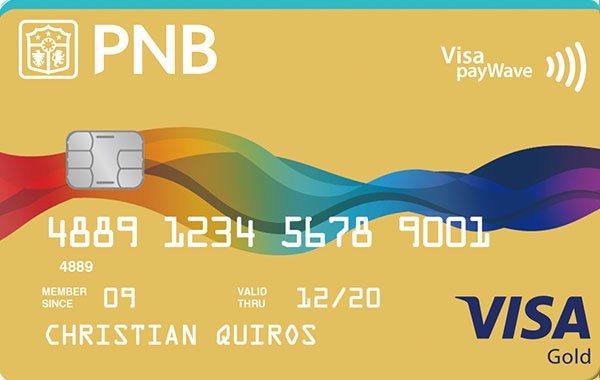 PNB Visa Gold