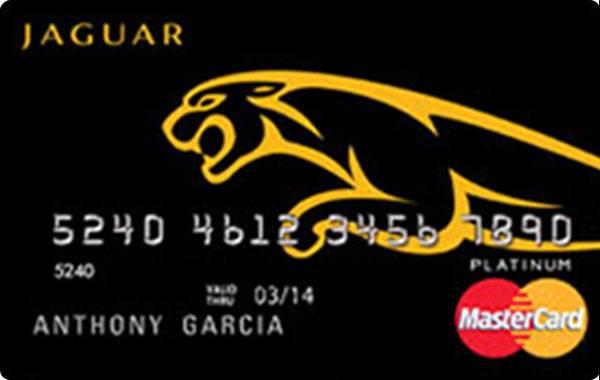 PNB Jaguar Platinum Mastercard