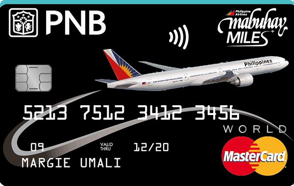 PNB-PAL Mabuhay Miles World Mastercard