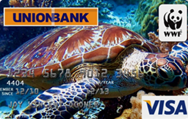 UnionBank World Wide Fund Visa Card