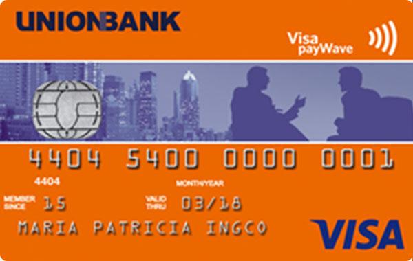 UnionBank Classic Visa Card