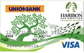 UnionBank Haribon Foundation Visa Card