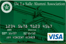 UnionBank De La Salle Alumni Association Credit Card