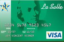 UnionBank La Salle GreenHills Alumni Association Credit Card