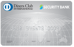 Security Bank International Diners Club
