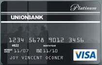 UnionBank Classic Platinum Card