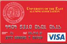 UnionBank University of the East Alumni Association Credit Card