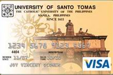 UnionBank University of Sto. Tomas Credit Card